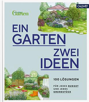 Ein Garten - zwei Ideen